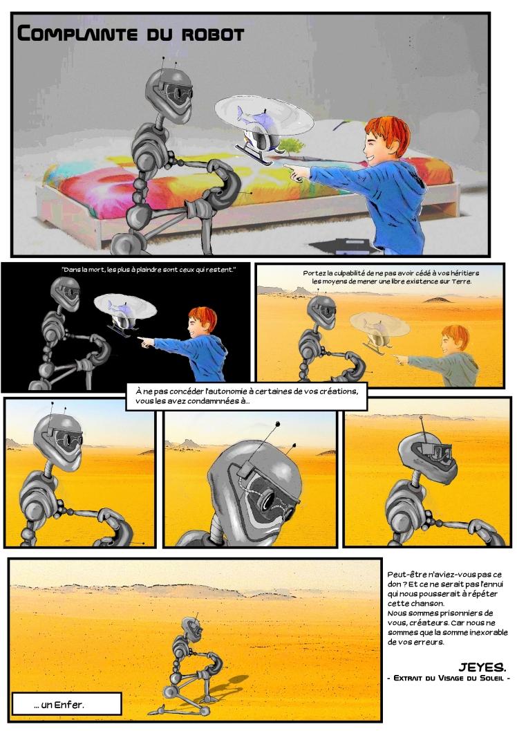 Complainte du robot